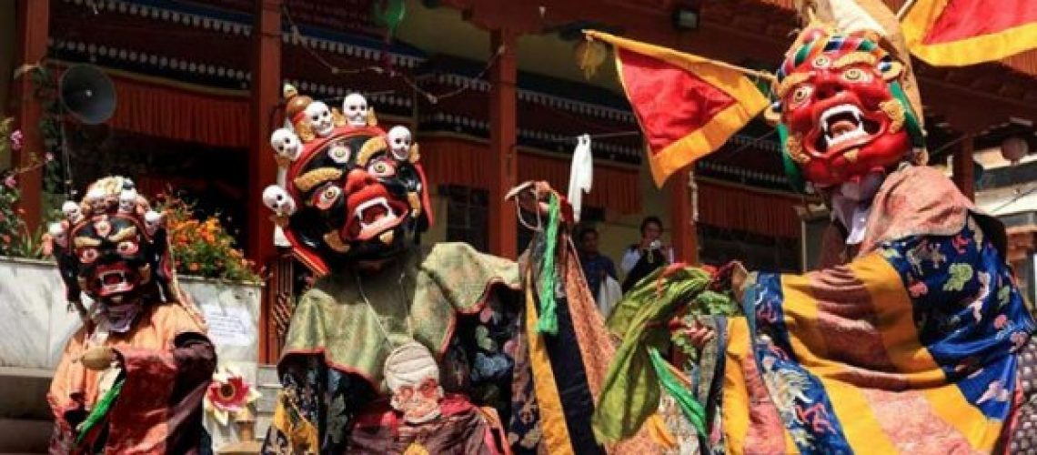 Festivals Of Ladakh That Celebrate The Life In The Valley